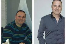Antes y despues / Ver los resultados
