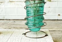 Springs / What to do with vintage springs removed from vintage furniture.
