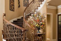 stair decor