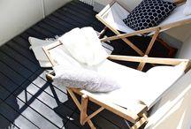 Relaxing Outdoors / Outdoor living!