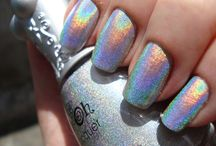 Funky Fingernails / by Amanda Schmidt