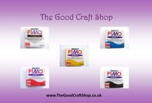 Craft Supplies Modelling and Clay / Craft supplies for your handmade craft projects. Use these Good quality Good value oven bake clays  to make all sorts of beautiful crafts.