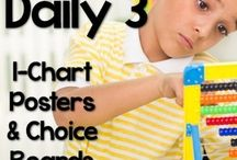 Math Daily 3 Resources