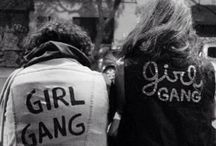 Girls gang sugar / by Property Of Nomad