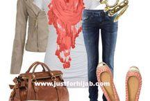My Outfit Ideas / by Luba Kochubey