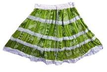 Gypsy Mini Skirts