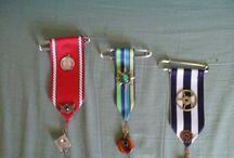 Ордена, значки, геральдика