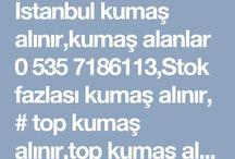 Kumaş alanlar 05357186113,Parti kumaş alanlar
