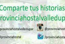 Nuestras redes sociales.. encuentranos / by Provincia Hostal Valledupar Colombia