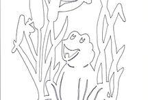 Frog filigrans