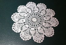 Doilies I've made