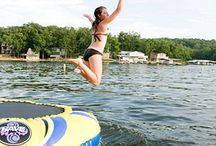 People Enjoying the Lake / Smile. You're at the Lake! / by Lake of the Ozarks, MO