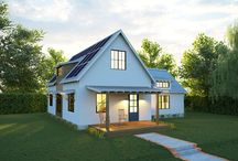 New net-zero Solar Farmhouse from Deltec