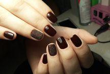 дизайн ногтей короткие