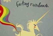 Life is like a unicorn