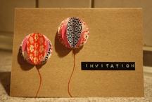 Invitation cards