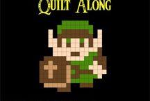 Legend of Zelda Quilt Along