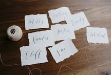 Calligraphy and Hand-Lettering