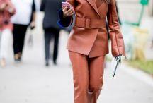 Total color suit
