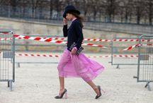 All Things Fashion / by Nina Kolundzija