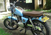 Suzuki Intruder 125 / Ideias de customização