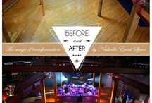 Venue Design & Services / Nashville Event Space venue design & services