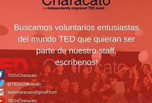 Tedxcharacato Arequipa