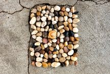 Rocks and stones, seaglass / by Dee Devine