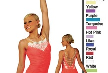 vestidos de gimnasia