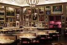 Image interior italian restaurant
