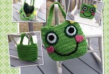 Handmade Purses & Bags