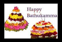 Bathukamma Festival / Bathukamma Panduga: (in Telugu Language Paduga means festival) is flower –patterned festival celebrated by the Hindu women of Telangana.
