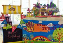 Hi-5 party theme