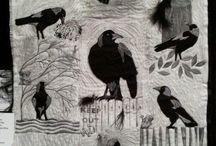 Textile Birds