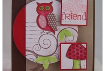 Scrap & Stamp - Cards & Tags / I love cards! Making them, sending them, receiving them! <3 / by Amy Benson