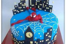 Birthday cake_Superhero
