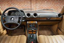 Mercedes Benz Retro