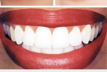 Teeth whitening home remedy
