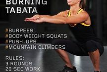 CrossFit-ish / Non-Box CrossFit workouts and tips.  Mostly Tabata and HIIT stuff that can be done at home, in the park, or on the trail.