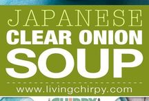 Healthy soup inspiration!