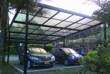 PARQUEADEROS.-APARCADEROS / Fotos de aparcaderos que he recaudado.