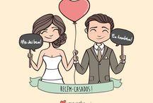 Casamento - Contagem Regressiva