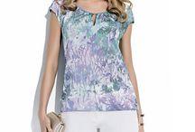 Sunwear: spring-summer 2015 / Замечательный европейский трикотаж - блузки, кардиганы. Отличный вариант для вашего нового гардероба!