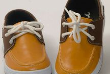Moccasins Yellow Brown