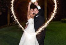 Wedding Sparklers / Creative ideas with sparklers