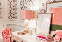 Girly Pink Home