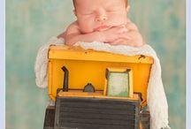 Newborn / by Brianna Bonnet