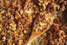 Pancakes + Granola + Other Sweet Breakfast/Brunch / by Marzia   Little Spice Jar