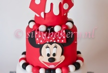 2 mickey and minnie / by Tanja Westwood