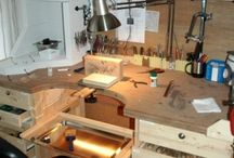Jeweler's Bench & Tools